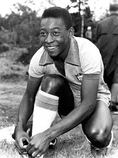 Pelé scored his first goal for the Brazilian national team in 1957; he was only 16!