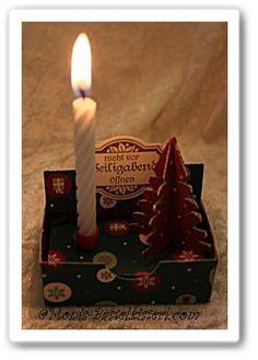 Bastelforum - Adventskranz war gestern - Christbaum to go.....Angels schau mal♥