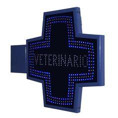 Grupo Empresarial PLAZALED - ROTULO LED ELECTRÓNICO PARA CLÍNICAS VETERINARIAS - PLAZALED rótulos led electrónicos, pantallas led electrónicas