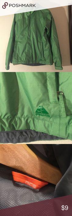 Windbreaker No flaws. Use once or twice Jackets & Coats