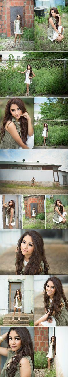 Denisse | d-Squared Designs St. Louis | Missouri Senior Photography