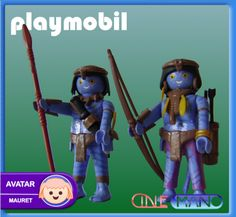 Avatar Playmobil