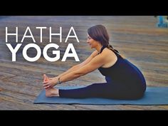 1 Hour Hatha Yoga (Full Body Stretch Class) is a flow workout designed to stretch the whole body. These one hr Fightmaster Yoga videos are brought to you by . Yoga 1, Yin Yoga, Yoga Flow, Vinyasa Yoga, Ashtanga Yoga, Body Pilates, Pilates Video, Yoga Workout Clothes, Yoga Workouts