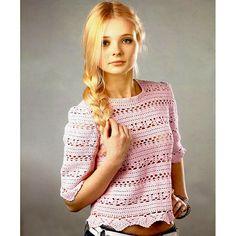 Beach crochet tunic PATTERN lovely crochet top by FavoritePATTERNs