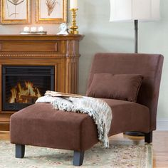 Zipcode™ Design Georgina Chaise Lounge   Wayfair The slim silhouette of the Chaise Lounge brings a chic twist to your favorite crash spot. Complete with a cozy lumbar pillow, it lets you stretch out in style, doubling as an upright chair or a sleepy siesta spot on a lazy afternoon.