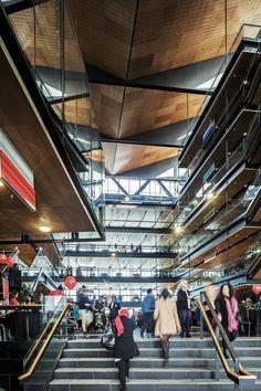 Gallery of MIT Manukau & Transport Interchange / Warren and Mahoney - 10