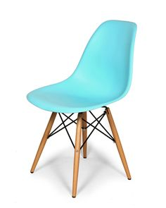 Blue Eiffel Dining Chair