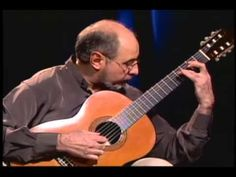 Paulo Bellinati Plays Antonio Carlos Jobim - YouTube