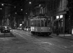 1.  #photo #photography #milano #milan #photoblog #monochrome #urban #street #streetphotography #tram #blackandwhite #noiretblanc #biancoenero #blancoynegro