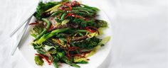 This classic stir-fry dish is so quick and easy to create. Serve with crisp basil leaves and plenty of brown rice.