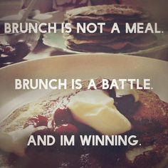 The genius of Matt Bellassai.  Don't judge me for showing up and drinking mimosa at brunch.
