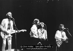 Bee Gees Dodger Stadium 1979