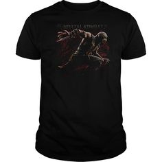 Mortal Kombat Scorpion Lunge  Order HERE ==> https://sunfrog.com/Gamer/Mortal-Kombat-Scorpion-Lunge-.html?53624 Please tag & share with your friends who would love it  #superbowl #jeepsafari #christmasgifts