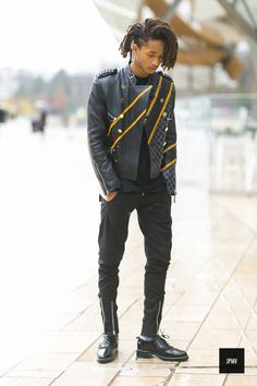 Men Style Blog — menstyleworld:   jaiperdumaveste:   Jaden Smith....