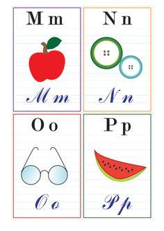 Montessori, 1 Decembrie, Alphabet, Kindergarten, Preschool, Playing Cards, Activities, Learning, Leo