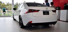 2015 Lexus IS250 F Sport CRAFTED LINE in 32 All-New, High-Res Photos