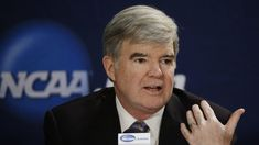 Mark Emmert hints at changes coming to rules regulating agents in college basketball