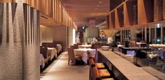 Park Hyatt Seoul - Open Kitchen and Table Set-up at Cornerstone