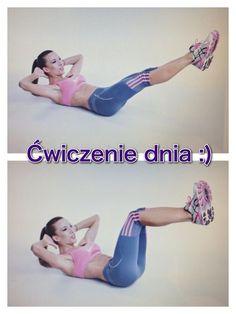 Ćwiczenie Dnia ; )