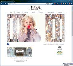 Mole Little Norway website