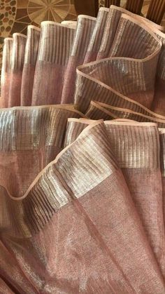 Pure linen tissue sarees running blouse Order what's app 7995736811