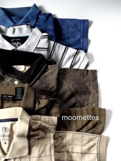 Lot 5 Men Golf Polo Shirts L Izod Chaps Sansabelt Axcess Short Sleeve Large #Mix #PoloRugby