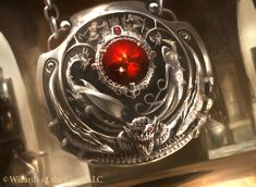 MTG: Quicksilver Amulet by *Cryptcrawler on deviantART