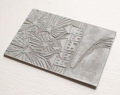 DIY Printmaking: How to Make a Linocut Print                                                                                                                                                      More