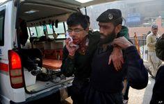 pakistan school shooting
