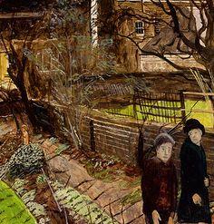 Garden at Spencer Road- Carel Weight