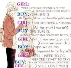 Funny Relationship Anime Ideas For 2019 Sad Anime Quotes, Funny Relatable Quotes, Sad Quotes, Life Quotes, Inspirational Quotes, Cute Love Stories, Funny Relationship, Crush Quotes, Words