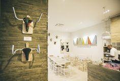 """@mamm_ciclofocacceria #Udine, 2015 | Project by @pleroo_design_studio, Titta Tenca Montini, @typuglia | more on www.archilovers.com #archilovers"""