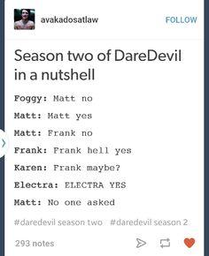 Netflix Daredevil Season 2