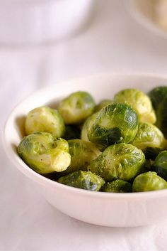 Parboiled for an easy addition to Citrus Glazed Cornish Game Hens or Paleo Bacon Wrapped Meatloaf, this simple side of brussel sprouts is a nutritional powerhouse for your evening meal.
