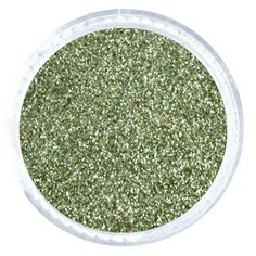 Linden Green Hexagon Glitter Powder - Solvent Resistant Glitter from Glitties Cosmetic Grade Glitter, Green Glitter, Arts And Crafts Projects, Holographic, Pantone, Style Guides, Vibrant Colors, Orange, Powder