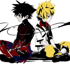 Kingdom Hearts - Vanitas and Ventus -