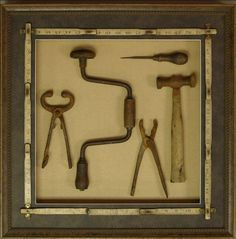 shadow box for tools