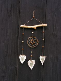 Inspired native American dream catcher by WildForestGallery, $32.00