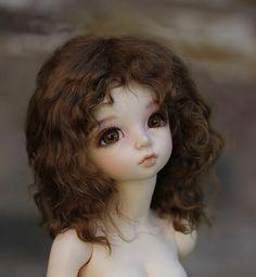 Minifee Ante moe line with custom wig.   by Sherbet LollyDolly