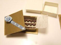 Cómo hacer cajas de bombones