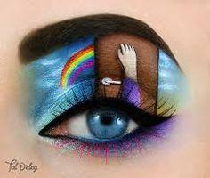 tal plege art makeup - Google Search