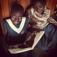 Peace Corps Volunteer Builds Library at Ugandan School to Encourage Reading among Students