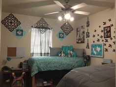 Yet another successful dorm room complete. Ax Em Jacks!!!