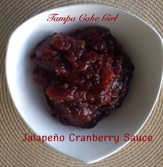 I love cranberry sauce. My sons love this spicy version that I have been making for years. Trust me, it is delicious on a turkey sandwich or panini. Ingredients: 1 can of canned jellied cranberry s...