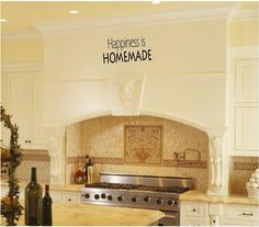 Items similar to Kitchen Vinyl Wall Art Sign Decals - The Kitchen is the Heart of the Home - Removable Vinyl Wall Quote - by Katazoom on Etsy Removable Vinyl Wall Decals, Vinyl Wall Art, Wall Stickers, Vinyl Decals, Kitchen Wall Decals, Kitchen Vinyl, Kitchen Stove, Kitchen Dining, Birch Tree Wall Decal
