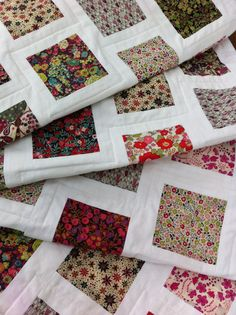 Tips for sewing with Liberty lawn | General Sewing | Pinterest ... : liberty quilting fabric - Adamdwight.com