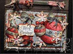 Christmas! From Stampers Anonymous and Tim Holtz booth at CHAMG_6653