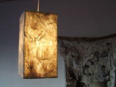 Tada!!Daar is mijn nieuwe #vilten #lampenkap. Meer op www.wollick.nl