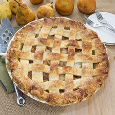 Pear Pie {Sweet Pea's KItchen}