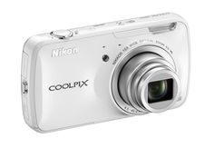 Nikon Coolpix S800c Android based Camera as reviewed by Outside Magazine.